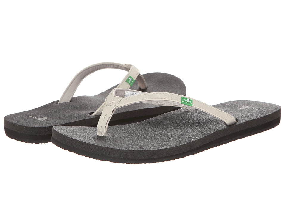 Sanuk - Yoga Joy (Natural) Women's Sandals