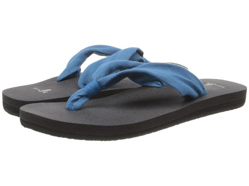 Sanuk - Yoga Slinger (Indigo) Women's Sandals