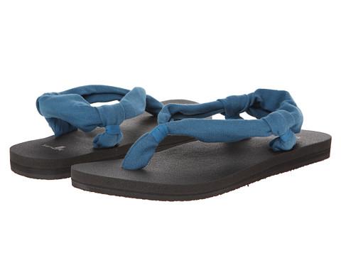 Sanuk - Yoga Slingshot (Indigo) Women's Sandals