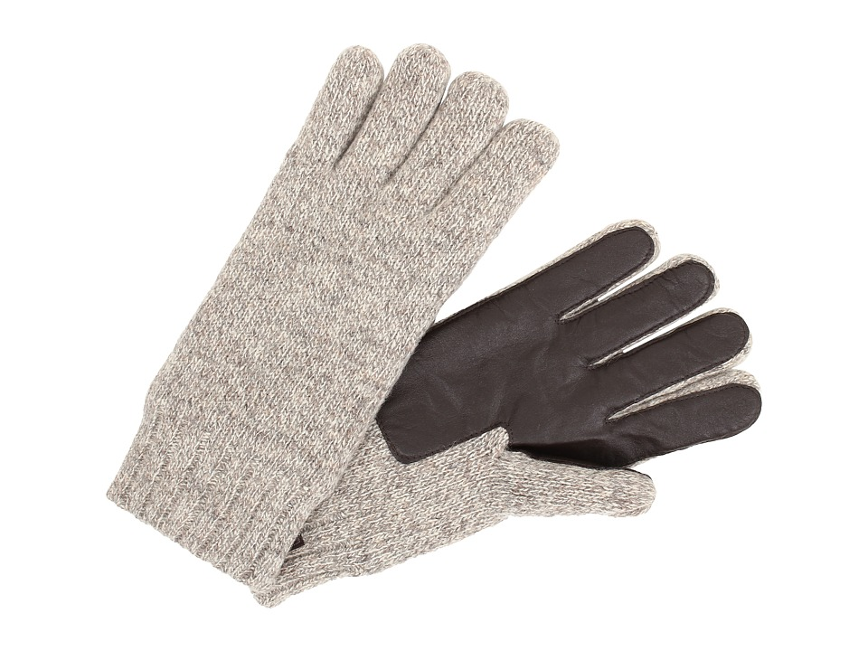 UGG - Calvert Glove with Smart Glove Leather Palm (Oatmeal Heather) Dress Gloves
