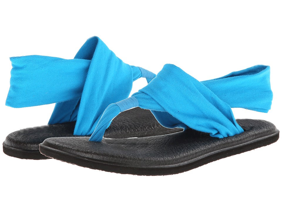 Sanuk - Yoga Sling 2 (Ocean) Women's Sandals