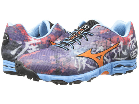 Mizuno - Wave Hayate (Purple Plumeria/Ceresia) Women