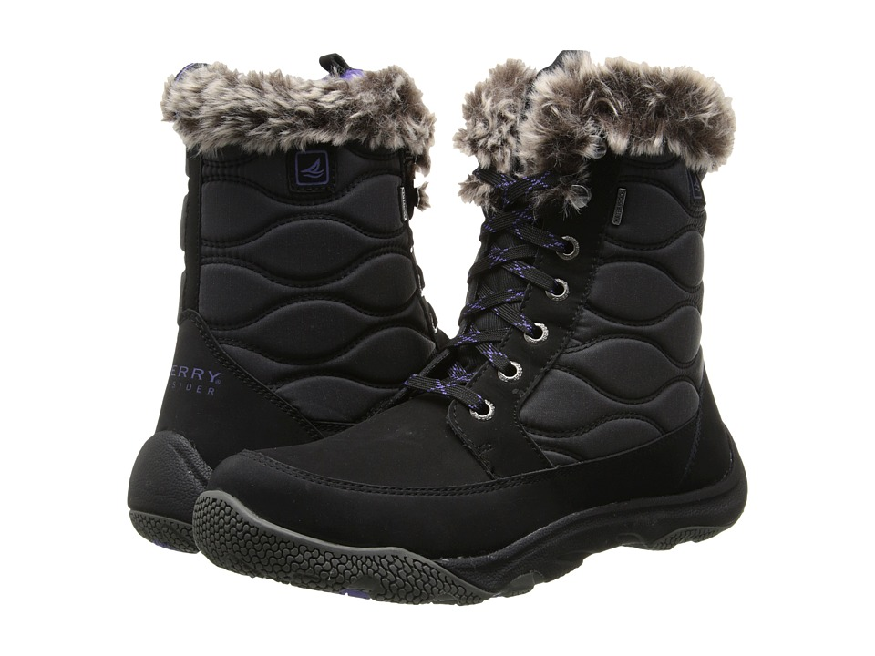 Sperry Top-Sider - Winter Cove Boot (Black) Women
