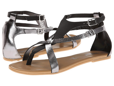 Seychelles - Fill Me In (Black) Women's Sandals
