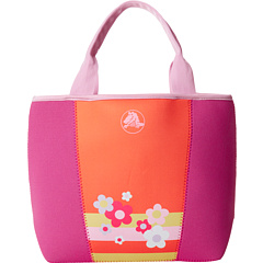SALE! $19.99 - Save $10 on Crocs Sweets Neoprene Tote (Neon Magenta Orange) Bags and Luggage - 33.34% OFF $29.99