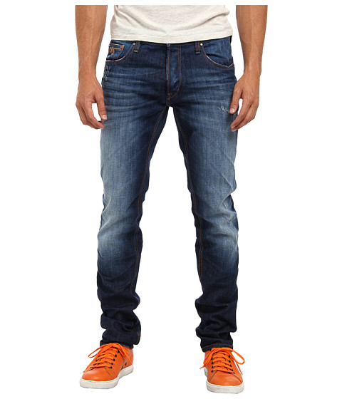 Just Cavalli - Blue Denim Pants 470 (Blue Denim) Men