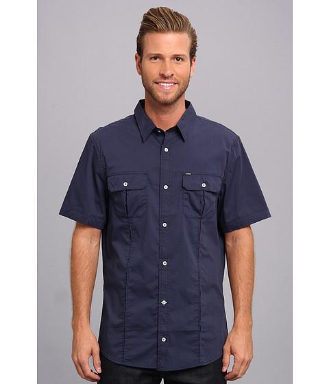 Buffalo David Bitton - Sipover S/S Shirt (White Combo) Men