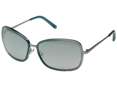 Calvin Klein - CK7315S (Blue/Transparent) Metal Frame Fashion Sunglasses