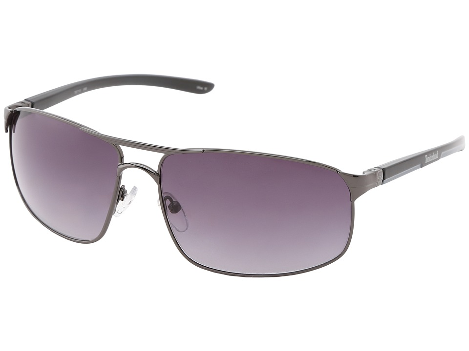 Timberland - TB7115 (Gunmetal) Fashion Sunglasses