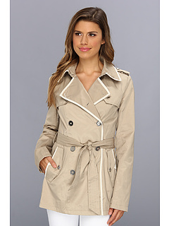 SALE! $74.99 - Save $145 on Sam Edelman Lydia Trench Coat (Tan) Apparel - 65.91% OFF $220.00