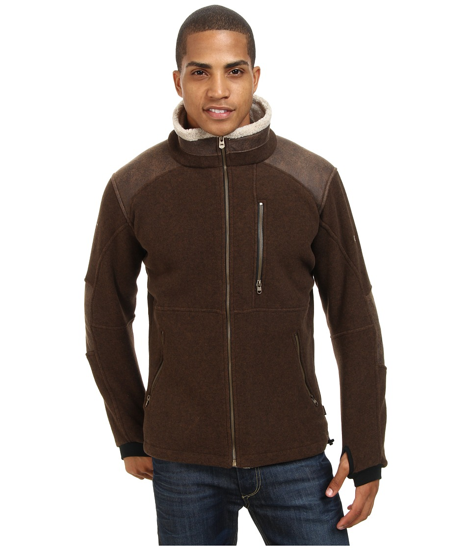 KUHL - Alpenwurx (Brown) Men's Fleece