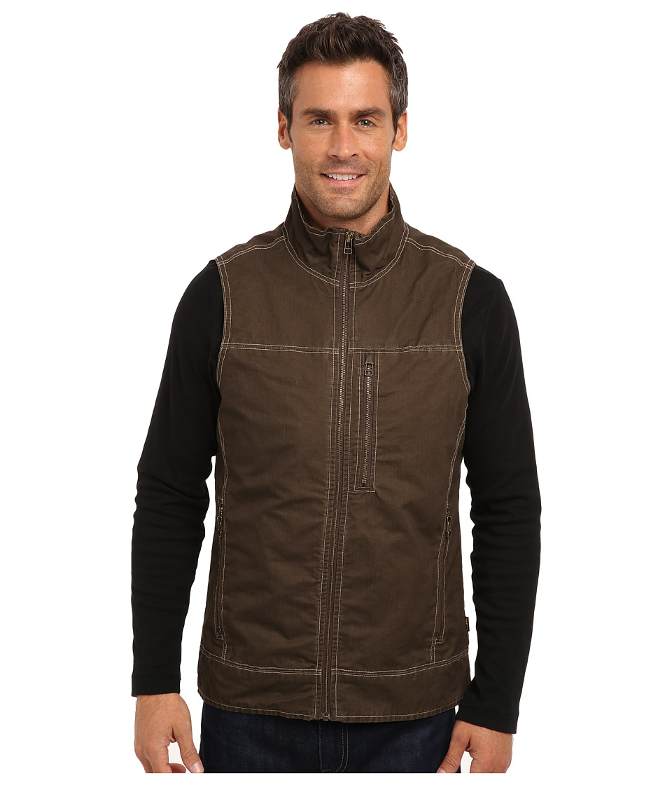 Kuhl - Burr Vest (Brown) Men's Vest