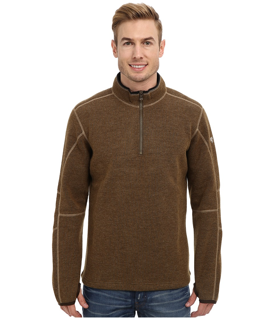Kuhl - Thor 1/4 Zip (Kovert Olive) Men's Clothing