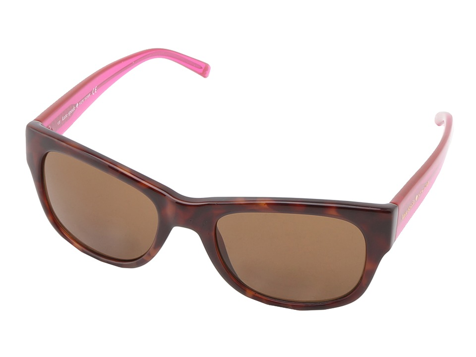 Kate Spade New York - Adanna/S (Tortoise Pink/Brown) Reading Glasses Sunglasses