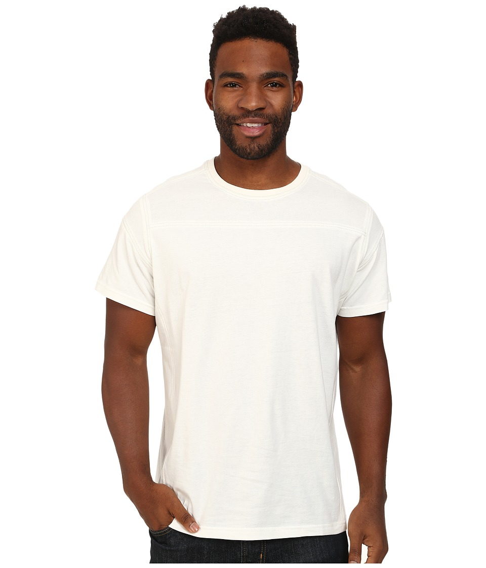 KUHL - Blast S/S Shirt (White) Men's Clothing