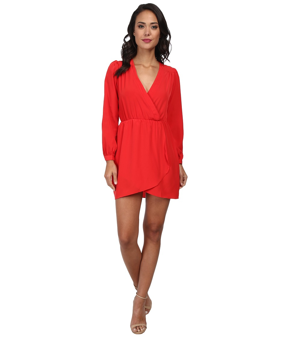 Brigitte Bailey - Demri Dress (Bright Red) Women's Dress