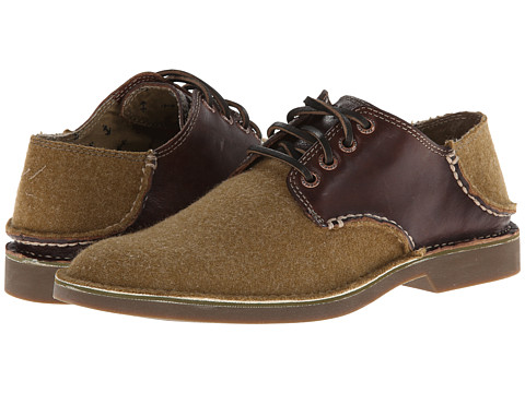 Sperry Top-Sider - Harbor Plain Toe (Brown) Men