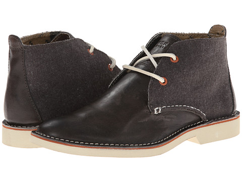 Sperry Top-Sider - Harbor Chukka Boot (Dark Grey) Men's Lace-up Boots
