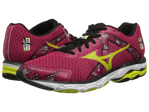 Mizuno - Wave Inspire 10 (Jazzy/Sulpur Spring/Silver) Women's Running Shoes