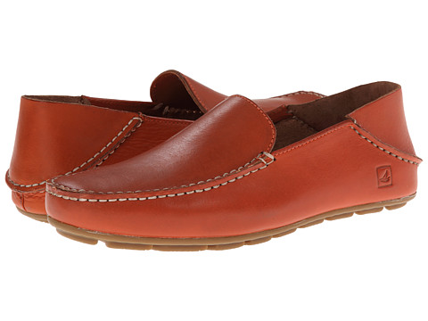 Sperry Top-Sider - Wave Driver Convertible (Dark Tan 2) Men's Slip on Shoes