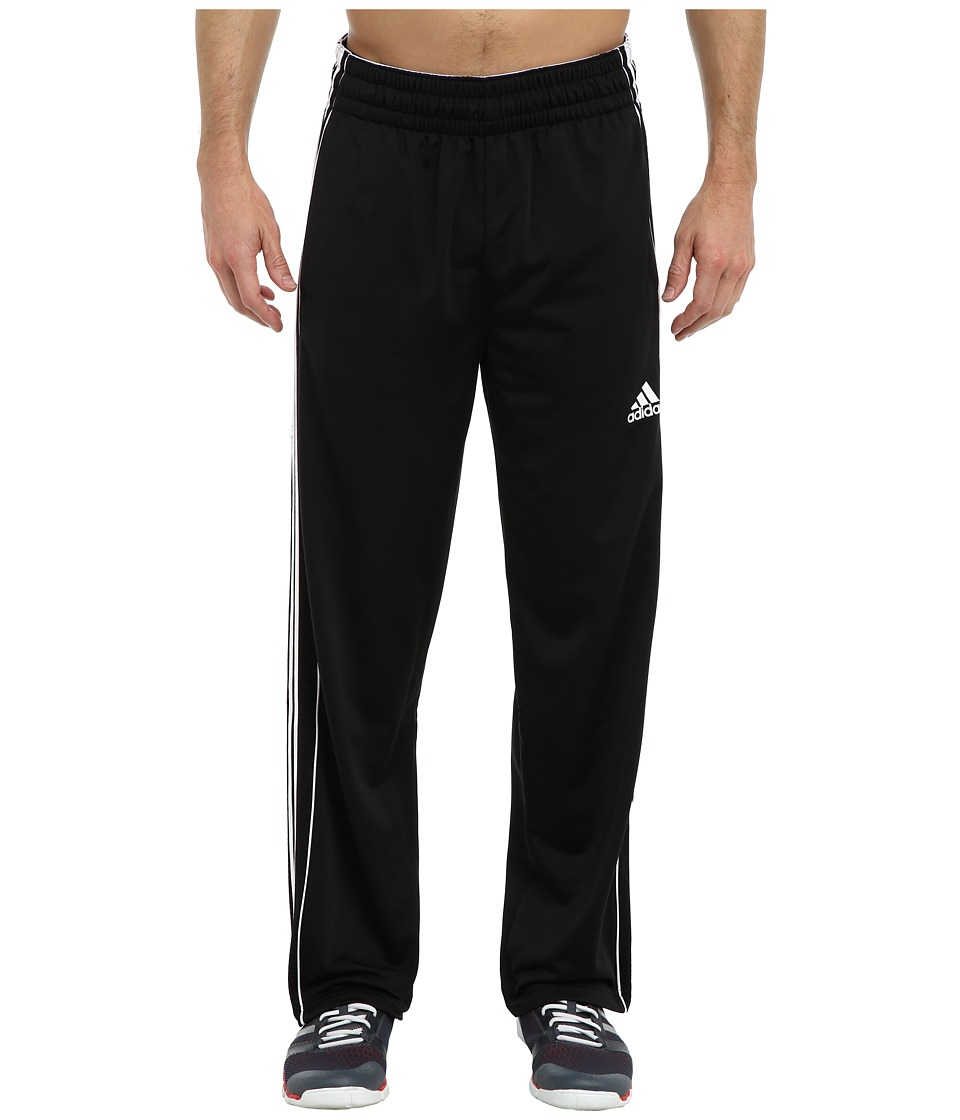 adidas - Downtown Pant (Black/White) Men's Casual Pants