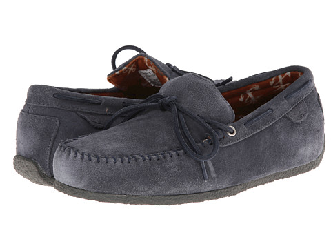 Sperry Top-Sider - RR Moc (Grey Suede) Men