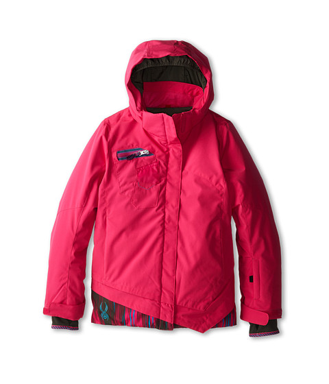 Spyder Kids - Mynx Jacket (Big Kids) (Girlfriend/Girlfriend Dashed/Girlfriend) Girl's Jacket