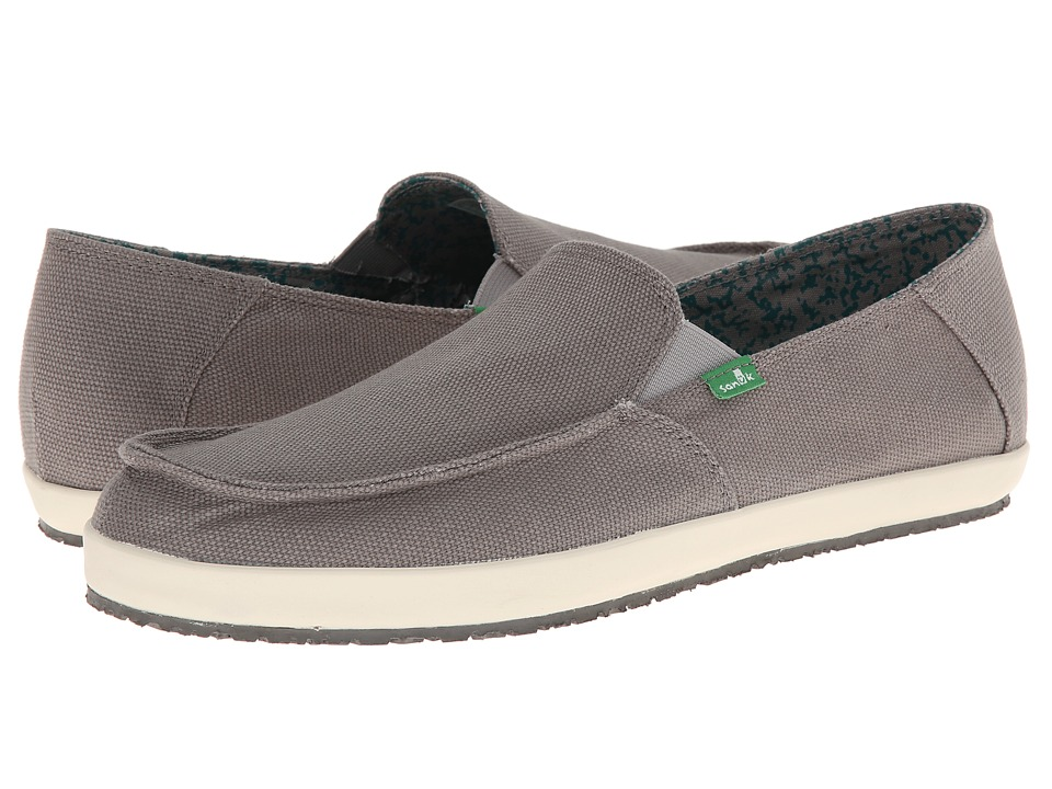 Sanuk - Casa (Grey) Men's Shoes