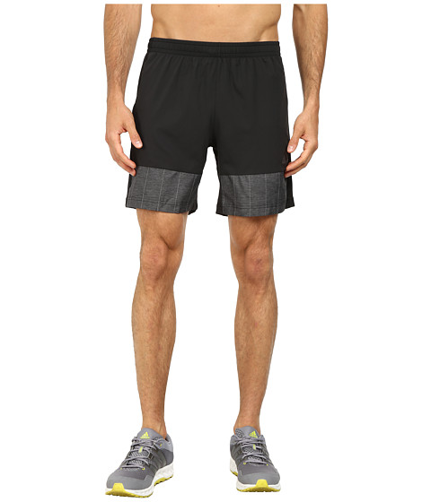 adidas - Supernova 7 Short (Black 2) Men's Shorts