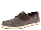 Sanuk Yacht Baio (Dark Brown)