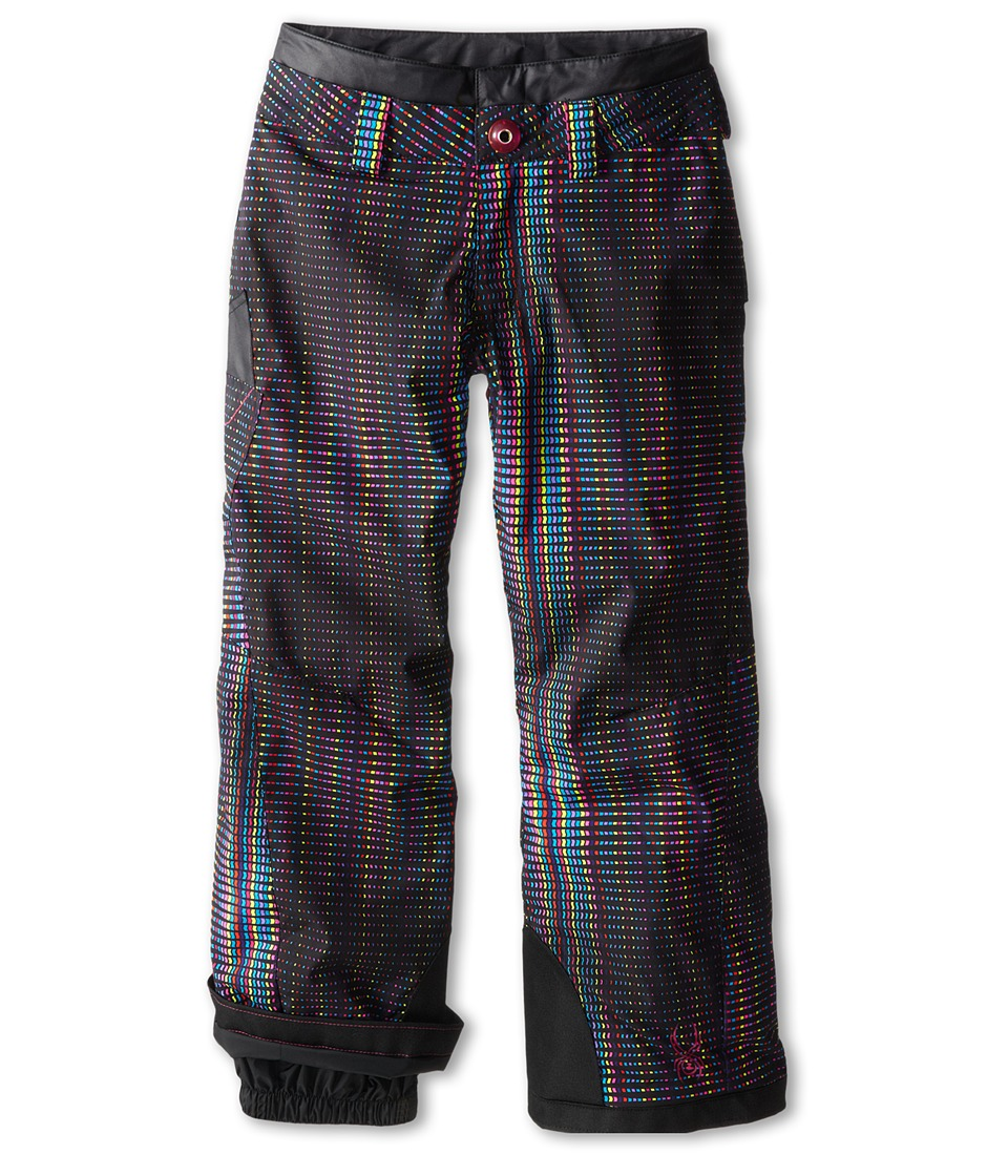 Spyder Kids - Vixen Pant (Big Kids) (Black Prism Print) Girl's Casual Pants