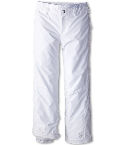 Spyder Kids - Vixen Pant (Big Kids) (White 5) Girl