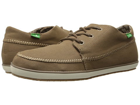 Sanuk - Cassius (Brown) Men's Shoes