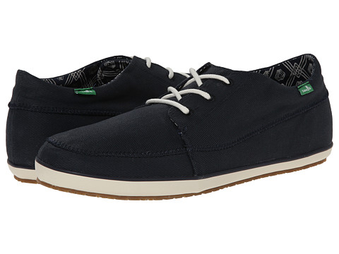 Sanuk - Cassius (Navy) Men's Shoes
