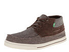 Sanuk Schooner Dean (Brown)