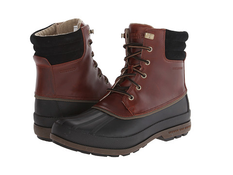 Sperry Top-Sider - Cold Bay Boot (Black/Amaretto) Men's Boots