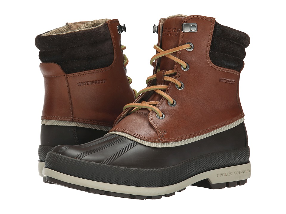 Sperry Top-Sider Cold Bay Boot (Brown/Tan) Men
