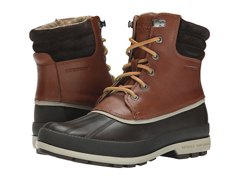 Sperry Top-Sider - Cold Bay Boot (Brown/Tan) Men