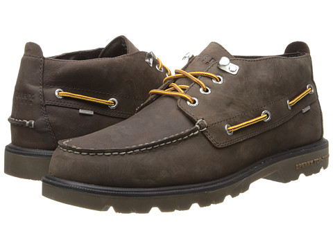Sperry Top-Sider - A/O Lug Chukka (Brown) Men's Lace-up Boots