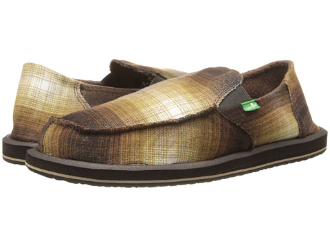 Sanuk - Coupe De Chille (Brown Fade) Men