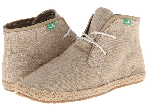 Sanuk - Lily (Natural) Women's Boots