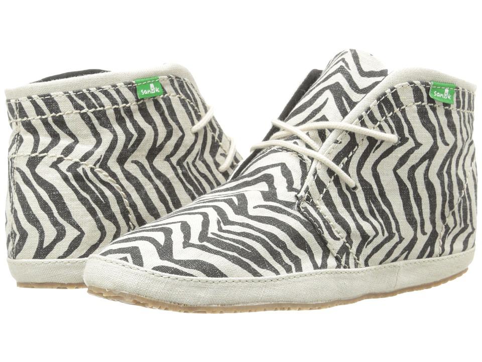 Sanuk - Savvy Anna (Zebra) Women's Boots