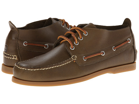 Sperry Top-Sider - A/O Chukka Boardwalk (Forest) Men's Lace up casual Shoes