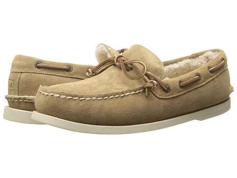 Sperry Top-Sider - A/O 1-Eye Winter (Tan Winter) Men's Lace up casual Shoes