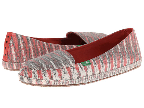 Sanuk - Folklore (Off White Multi) Women's Shoes