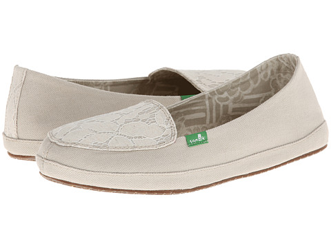 Sanuk - Meadow (Natural) Women