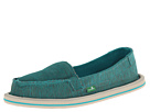 Sanuk Shorty (Teal)