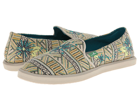 Sanuk - Gypsy Rae (Teal Multi) Women