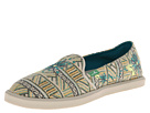 Sanuk Gypsy Rae (Teal Multi)