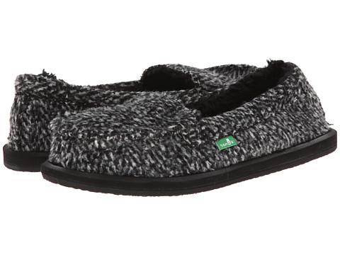 Sanuk - Meltaway (Black Multi) Women's Shoes